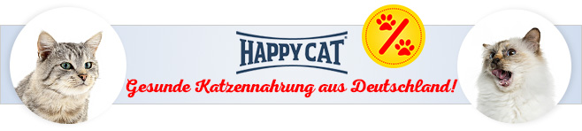 happy cat trockenfutter f r katzen zum discountpreis bei. Black Bedroom Furniture Sets. Home Design Ideas