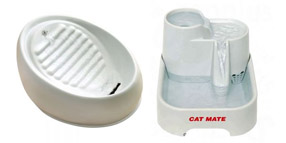 Katzentränken und Katzenbrunnen